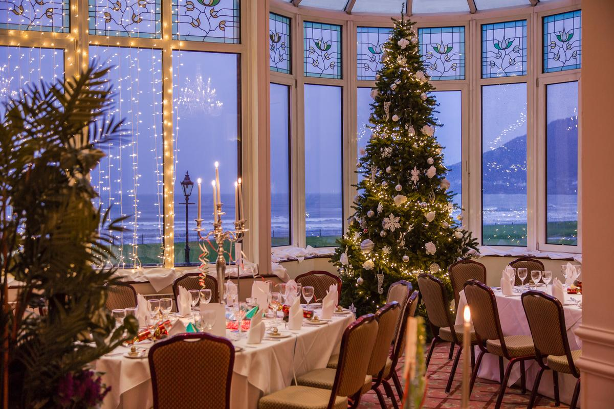 Christmas Party Nights At Hastings Hotels