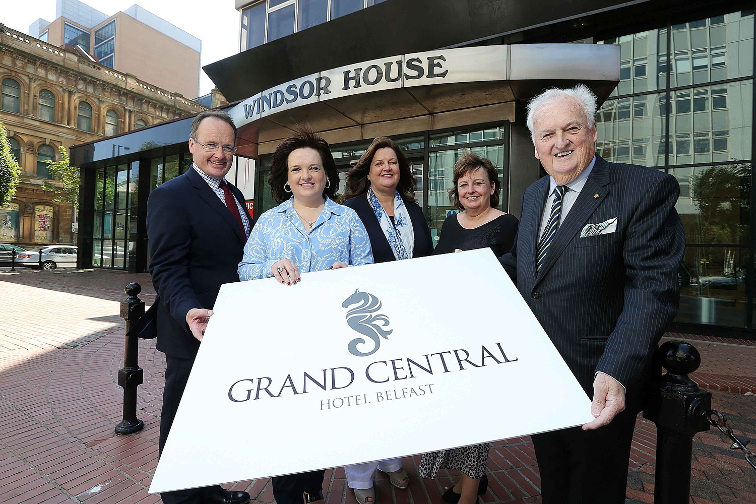 Introducing The Grand Central Hotel Belfast