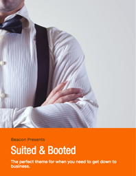 Cover of Suited and Booted Themed eBook